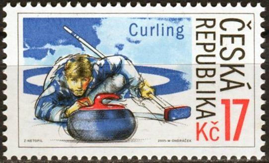 (2005) č. 451 ** - Česká republika - Curling