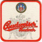České Budějovice - Budvar - Budweisr Budvar - navíc znak R - export