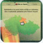 """Plzeň - Pilsner Urquell - """"Wítejte ve Wirtuálním Wýčepu"""" - Kde se čepuje"""