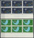 (1969) MiNr. 2120 - 2121 ** - Turecko - 6-bl - 20 let Organizace severoatlantické smlouvy (NATO)