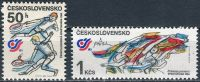 (1985) č. 2699 - 2700 ** - Československo - Československá spartakiáda