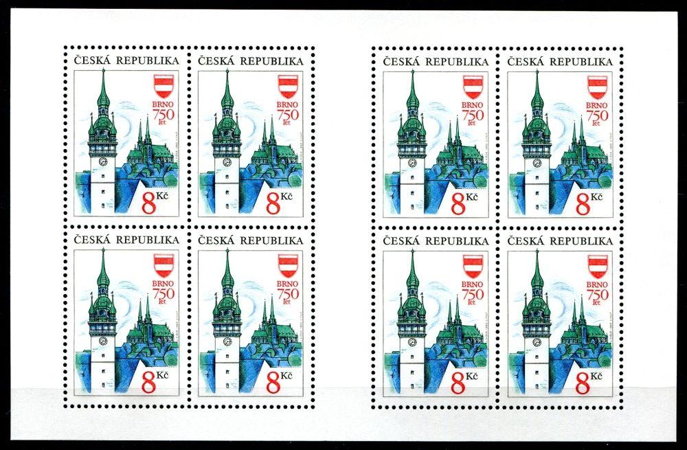 (1993) PL 9 ** - Česká republika - Krásy naší vlasti II.