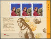 (1997) MiNr. 2183 ** - Portugalsko - BLOCK 124 - Europa: mýty a legendy