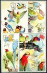 (2004) CM 52-54 (409-412) - Chovatelství - papoušci
