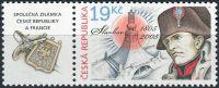 (2005) č. 434 ** - 19 Kč - Česká republika - 200. výročí bitvy u Slavkova K2L