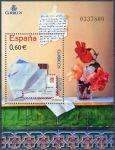(2008) MiNr. 4317 ** - Španělsko - BLOCK 166 - Europa: Dopis
