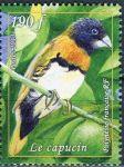 (2013) MiNr. 1221 ** - Fr. Polynesie - Ptáci (Lonchura castaneothorax)