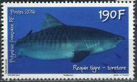 (2014) MiNr. 1268 ** - Fr. Polynesie - Žraloci