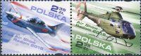 (2015) MiNr. 4781 - 4782 ** - 2,35 + 2,35 Zl - Polsko - 2-bl - Letecká show Radom