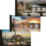 (2016) UN ** - series 2016 World Heritage - Stamp booklet – Czech Republic