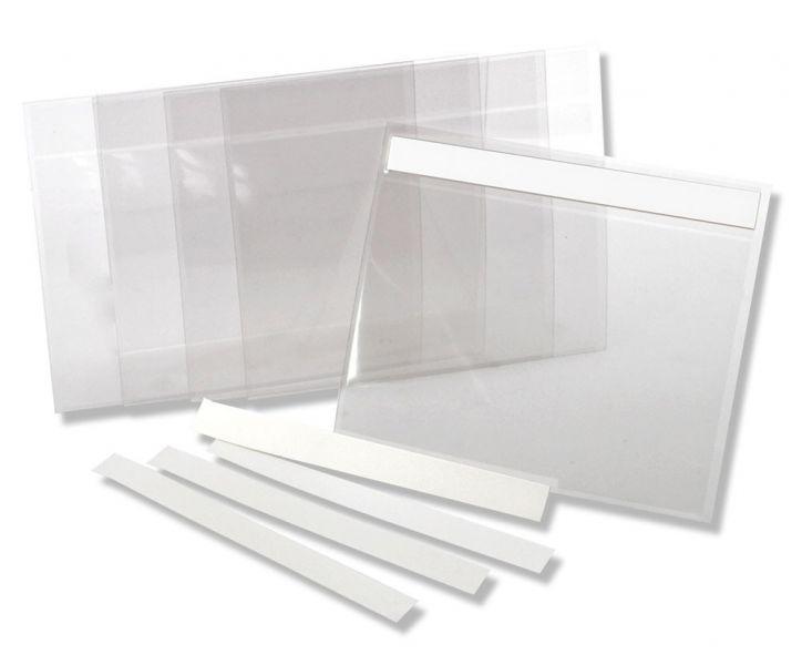 Průhledné rozdělující příčky pro hliníkový kufřík - 5ks