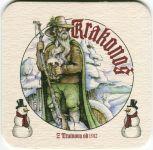 Zobrazit detail - Trutnov - pivovar - Krakonoš - Z Trutnova od 1582