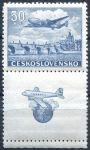 (1946) č. L 24 ** - ČSSR - Letecké známky - KD