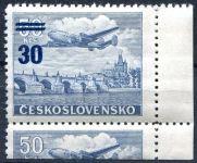 (1949) č. L 32 ** - ČSSR - KD (prav. dolní)
