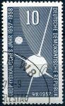 (1957) MiNr. 603 - O - DDR - Mezinárodní geofyzikální rok (I).