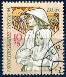 (1971) MiNr. 1699 - O - DDR - Neporazitelný Vietnam (V).