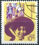 (1972) MiNr. 1736 - O - DDR - Neporazitelný Vietnam (VI).