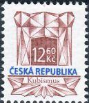 (1997) č. 150 ** - 12,60 Kč - Česká republika - Kubismus