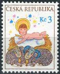 (1999) č. 240 ** - 3 Kč - Česká republika - Vánoce