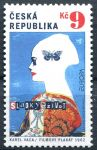 (2003) č. 355 ** (9 Kč) - ČR - EUROPA: Umění plakátů