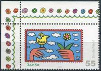 Zobrazit detail - (2008) MiNr. 2663 ** - 55 C - Německo - Pošta: gratulační známka