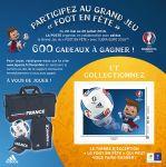 (2016) Francie - ME ve fotbale Francie 2016 - aršík Adidas