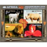 (2016) MiNr. 1551-1554 ** ( 1,15 $) - OSN New York - BLOCK 47 -  zaměření na Afriku