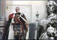 (2016) MiNr. 2008 ** (Ł 2,00) - Jersey - BLOCK 138 - král Jiří V.