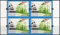 (2016) MiNr. 614  ** - 0,75 € - Portugalsko Azory - 4-bl - Europa: Myslíme zeleně