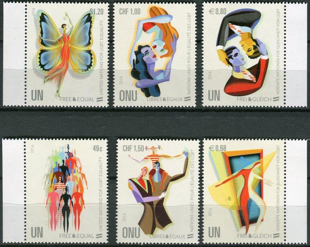 (2016)  ** - OSN - série  Volný a rovný: rovné zacházení lesbiček, gayů, bisexuálů a transsexuálů