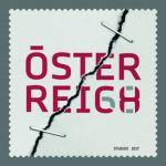(2017) MiNr. 3322 ** (€ 0,68,-) - Rakousko - Vize budoucnosti 2050