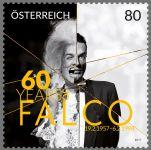 (2017) MiNr. 3325 ** (€ 0,80,-) - Rakousko - 60. narozeniny Falca