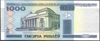 Bělorusko - (P28) 1000 RUBLŮ (2000) - UNC