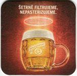 Plzeň - Gambrinus - Šetrně filtrujeme, nepasterizujeme.