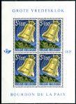 (1963) MiNr. 1302 ** - Belgie - BLOCK 28 - Mírový zvon baziliky Svatého srdce