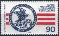 (1978) MiNr. 562 ** - Berlín - západní - 75 let Americké obchodní komory v Německu (ACC)