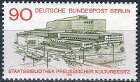 (1978) MiNr. 577 ** - Berlín - západní - Otevření státní knihovny pruského kulturního dědictví