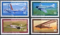 (1979) MiNr. 592 - 592 ** - Berlín - západní - Letadla