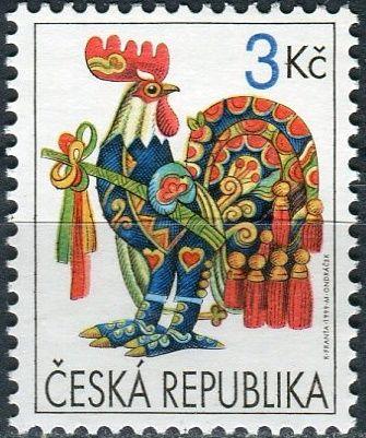 (1999) č. 208 ** - Česká republika - Velikonoce
