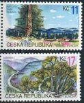 (1999) č. 216 - 217 ** - Česká republika - EUROPA - Přírodní rezervace