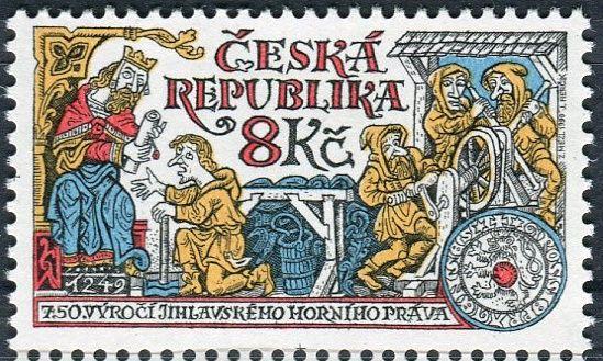 (1999) č. 224 ** - ČR - Jihlavské horní právo
