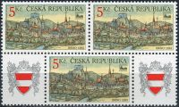 (2000) č. 244 ** - Česká republika - blok - Brno 2000