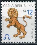 (2001) č. 283 ** - Česká republika - Znamení zvěrokruhu Lev
