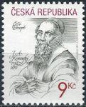 (2001) č. 284 ** - Česká republika - J. A. Komenský
