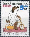 (2001) č. 292 ** - Česká republika - Dětem Maxipes Fík