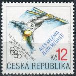 (2002) č. 318 ** - Česká republika - XIX. ZOH v Salt Lake City - Valenta