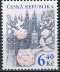 (2003) č. 354 ** - Česká republika - Růže nad Prahou
