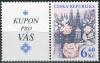 (2003) č. 354 ** - Česká republika - Růže nad Prahou - KL