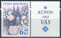 (2003) č. 354 ** - Česká republika - Růže nad Prahou - KP