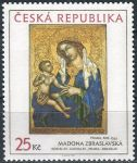 (2006) č. 462 ** - Česká republika - Madona Zbraslavská